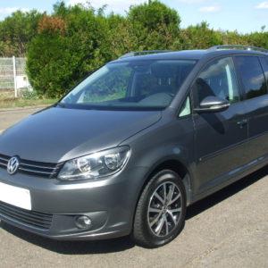 Volkswagen touran confortline 1.6tdi 105ch fap bv6 7pl
