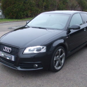Audi A3 2.0 tdi 170ch dpf star&stop s-line s-tronic 6 3p
