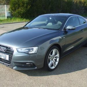 Audi A5 3.0 V6 Tdi 204 ch S-line Multitronic