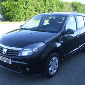 Dacia Sandero 1.4 mpi 75 ch gpl black line 5p
