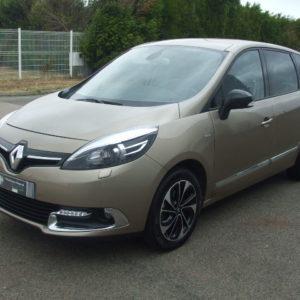 Renault Scenic 1.5 Dci 110 Ch Bose Edc Euro6 2015