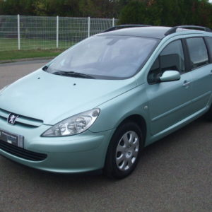 Peugeot 307 SW 2.0 Hdi 90 ch Navtech 5p