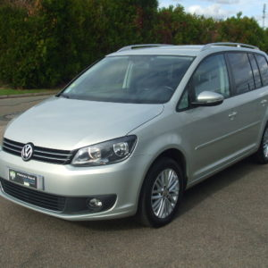 Volkswagen Touran 1.6 Tdi 105 ch Blue motion Technology confortline business 7 places 12 990€ TTC