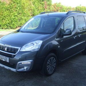 Peugeot Partner Teppe 1.2 Thp 110 ch Puretech Style S/S