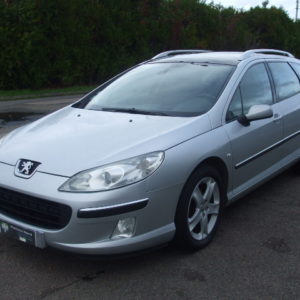 Peugeot 407 SW 2.0 Hdi 136 Ch Executive bvm6