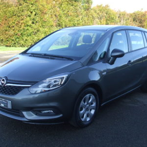 Opel Zafira Tourer 1.6 CDTI 134 Ch Blueinjection Elite 7places