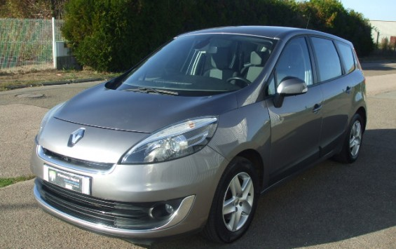 Renault scenic 1.6 Dci 130 ch Energy expression eco² 7 places