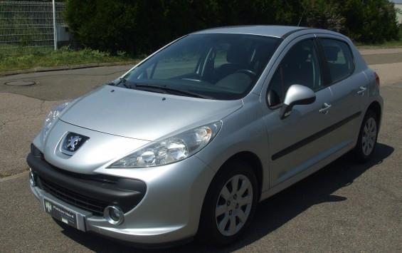 Peugeot 207 1.4 E Vti 95 ch Premium 5p