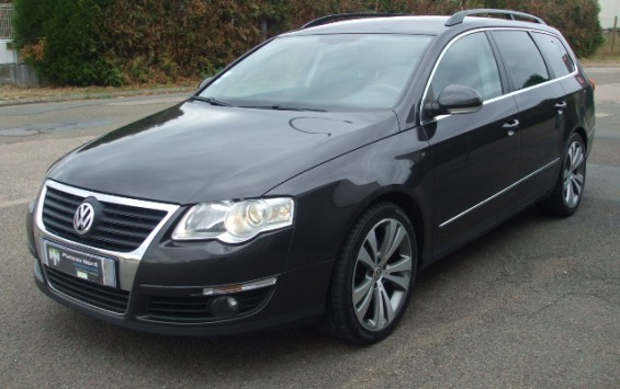 Volkswagen passat sw confortline 2.0tdi 140ch bv6