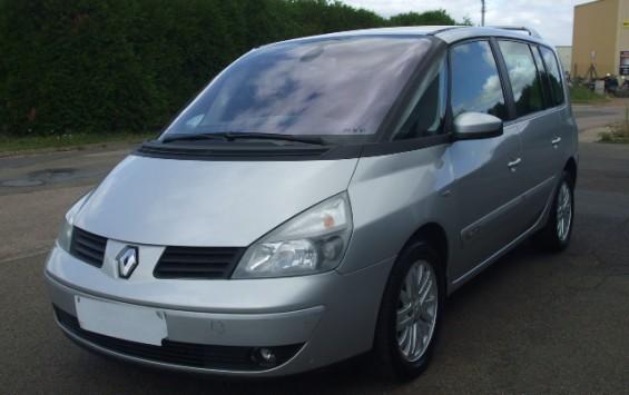 Renault espace IV expression 1.9dci 120ch 5pl