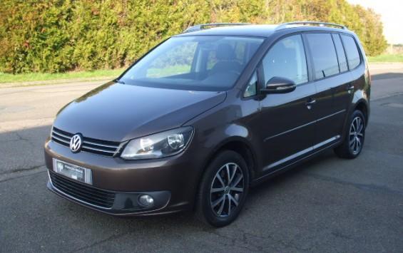 Volkswagen Touran 2.0 Tdi 140 Ch Fap Confortline