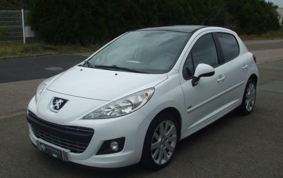 Peugeot 207 1.6 hdi 92 Ch Fap Sportium 5P