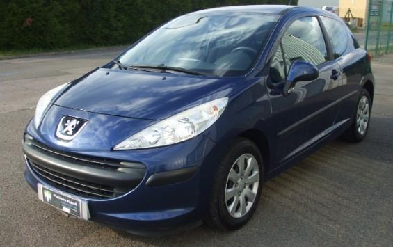 Peugeot 207 trendy 1.6hdi 90ch 3p