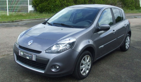Renault Clio III 1.2 Tce 100 ch Dynamique 5p