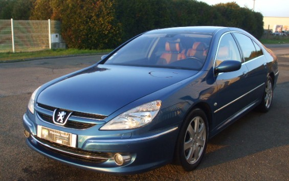 Peugeot 607 signature 2.7hdi v6 200ch bva
