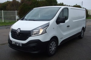 Renault Trafic Fourgon 1200 L2H1 1.6 Dci 140 Ch Grand Confort