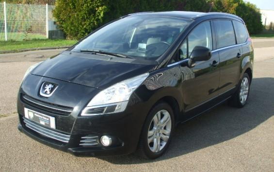 Peugeot 5008 1.6 Hdi 112 ch Fap Premium Pack Bmp6 7 places