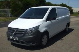 Mercedes Vito Fourgon 114 Cdi 2.1 D 136 Ch Long Pro 7G-Tronic 15 990€ TTC