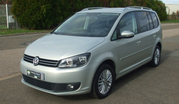 Volkswagen Touran 1.6 Tdi 105 ch Blue motion Technology confortline business 7 places