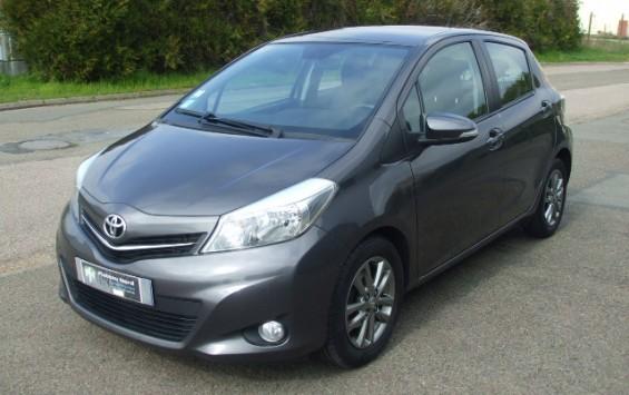 Toyota Yaris 1.4 D4D 90 ch Dynamic 5p