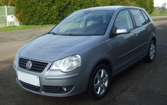 Volkswagen polo confort 1.9tdi 100ch 5p