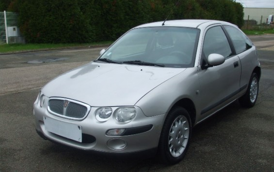Rover 2.0TD pack 100ch 3p