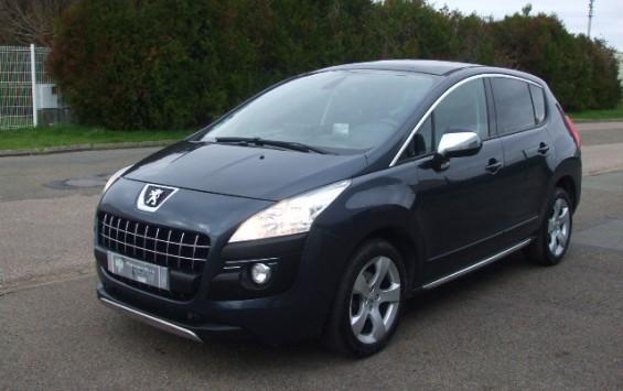Peugeot 3008 1.6 Hdi 112 Ch Fap Allure