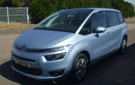 Citroën C4 Picasso 1.6 E-hdi 115 Ch Business Etg6 7 places