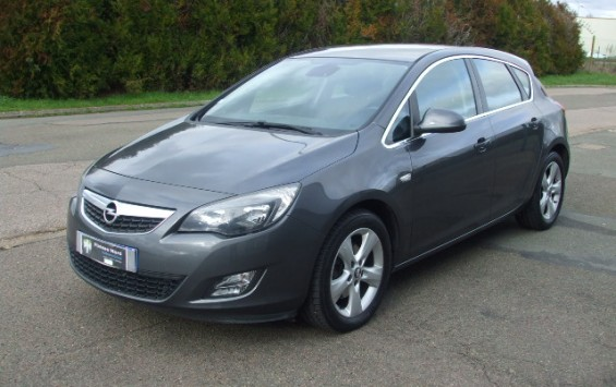 Opel Astra 1.7 Cdti 125 ch Fap Sport 5P