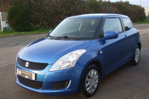 Suzuki swift GL 1.2VVT 3p