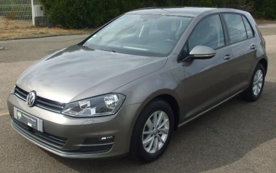 Volkswagen Golf VII 1.6 Tdi 105 Ch Fap Bluemotion Technology Confortline