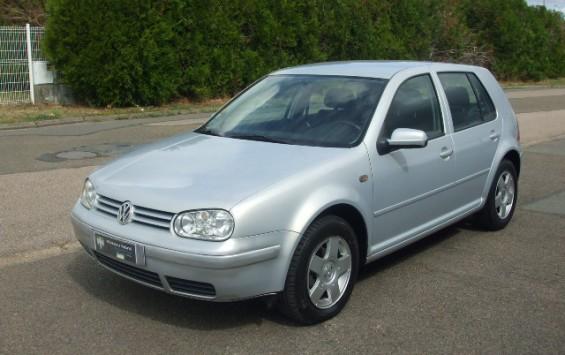 Volkswagen Golf IV 1.6 E 100 Ch Confort BVA 5P