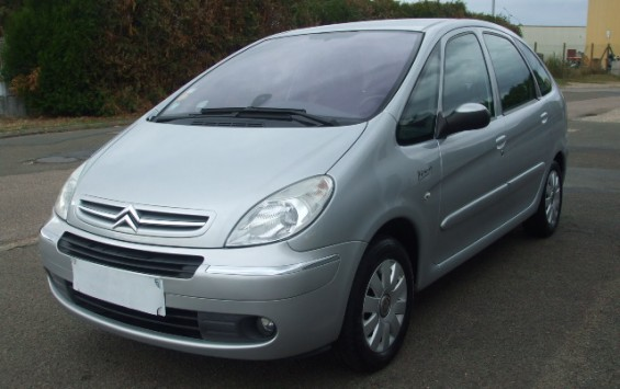 Citroen picasso exclusive 1.6hdi 92ch