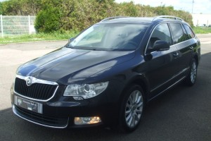 Skoda superb combi 2.0tdi 140ch CR fap ambition bv6