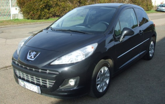 Peugeot 207 1.4 hdi 70 ch fap Active