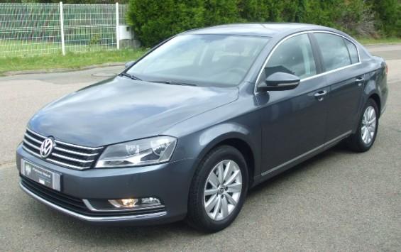Volkswagen Passat 1.6 tdi 105 ch fap Bluemotion Technology Confortline