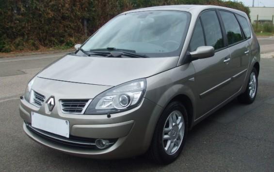 Renault grand scenic expression 2.0e 16v 136ch bva