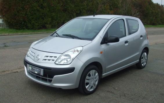 Nissan Pixo 1.0 E 68 ch Visia 5p