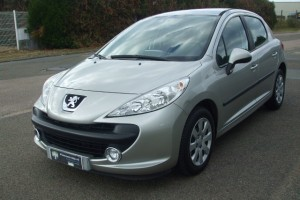 Peugeot 207 trendy 1.4e 75ch 5p