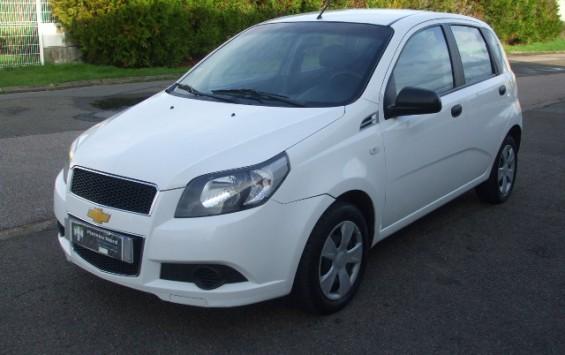 Chevrolet Aveo 1.2 E 16V 86 Ch 5p