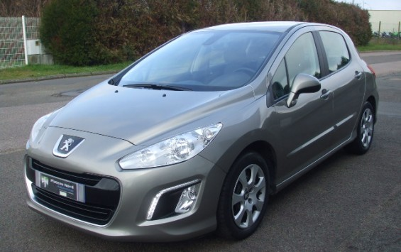Peugeot 308 active 1.6hdi 92ch 5p