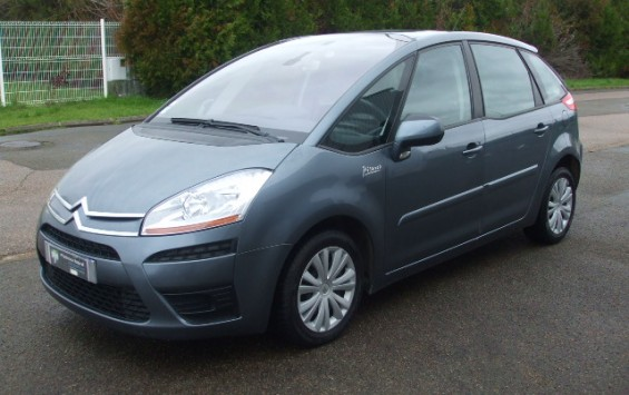 Citroen C4 Picasso 1.6 Hdi 110 Ch Fap Pack Ambiance 5p