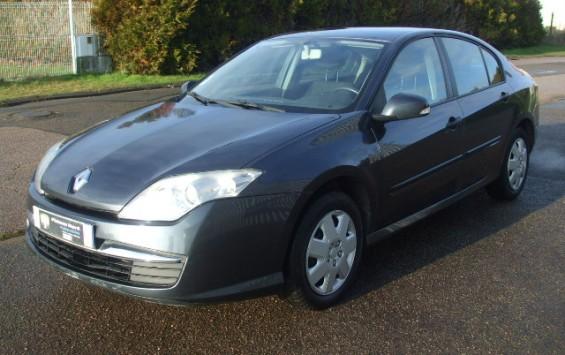 Renault Laguna 1.5 dci 110 ch Authentique Eco²