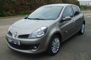 Renault clio III exception 1.5dci 85ch 5p