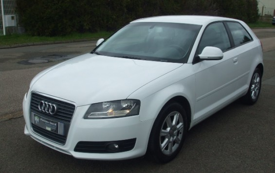 Audi A3 1.6 Tdi 105 ch star&stop ambiente 3p