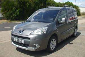 Peugeot Partner Tepee 1.6 Hdi 110 Ch Fap Zenith
