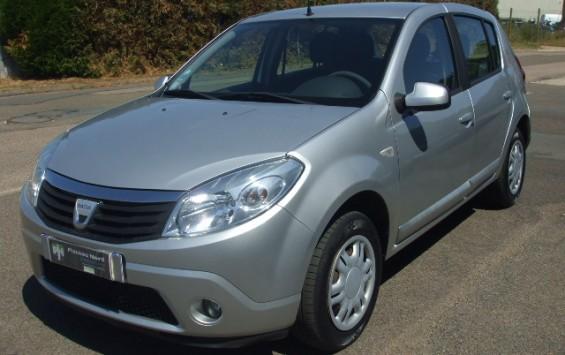 Dacia sandero laureate 1.5dci 70ch 5p