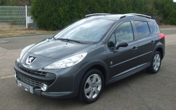 Peugeot 207 Sw 1.6 hdi 110 ch Fap Outdoor