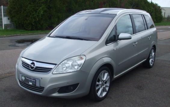 Opel Zafira 1.9 cdti 120 Ch Fap Cosmo Pack 7 Places