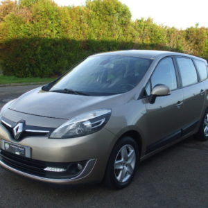 Renault Scenic 1.5 Dci 110 Ch Energy Dynamique Eco² 7 places